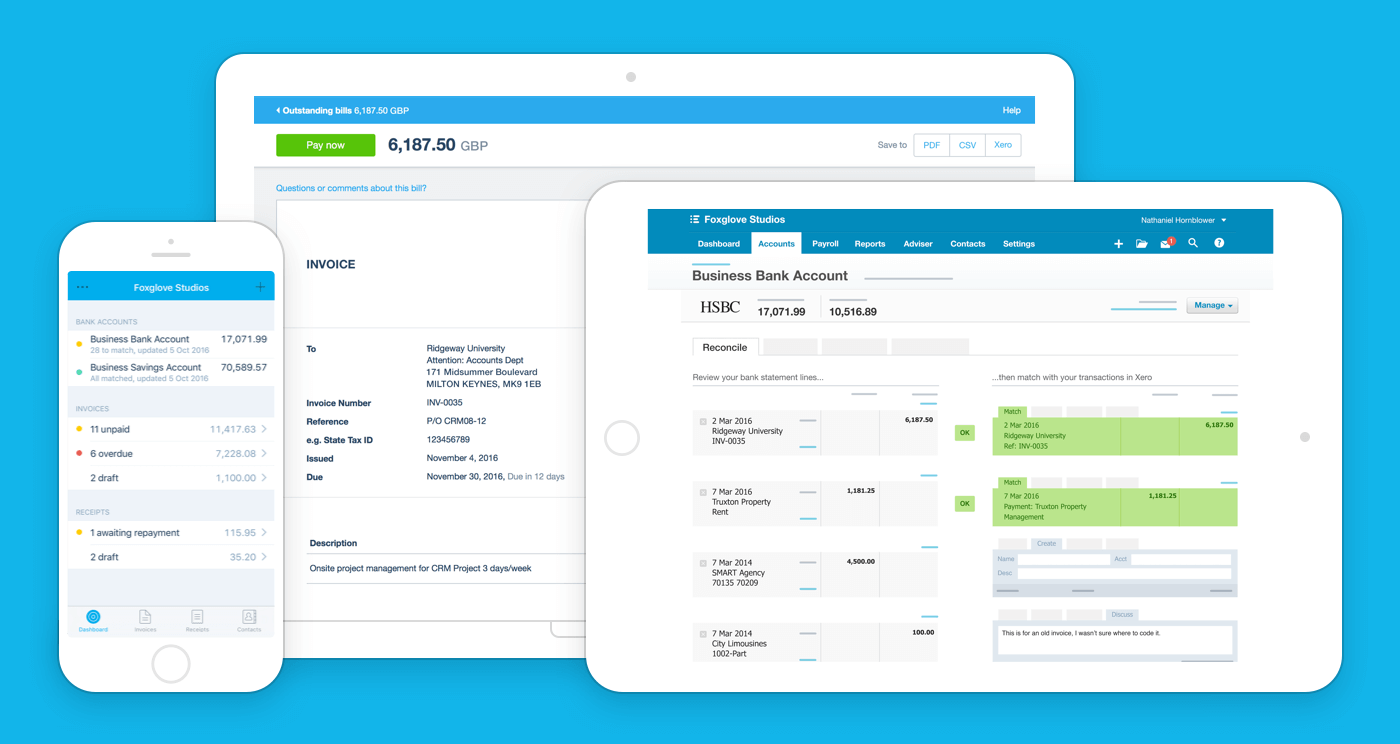 Use Xero To See Your Business Now