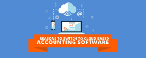 Why Small Businesses Should Migrate To Cloud Accounting Software?