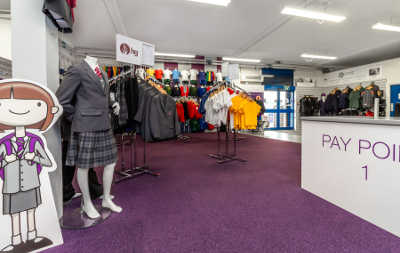 Total Clothing Showroom