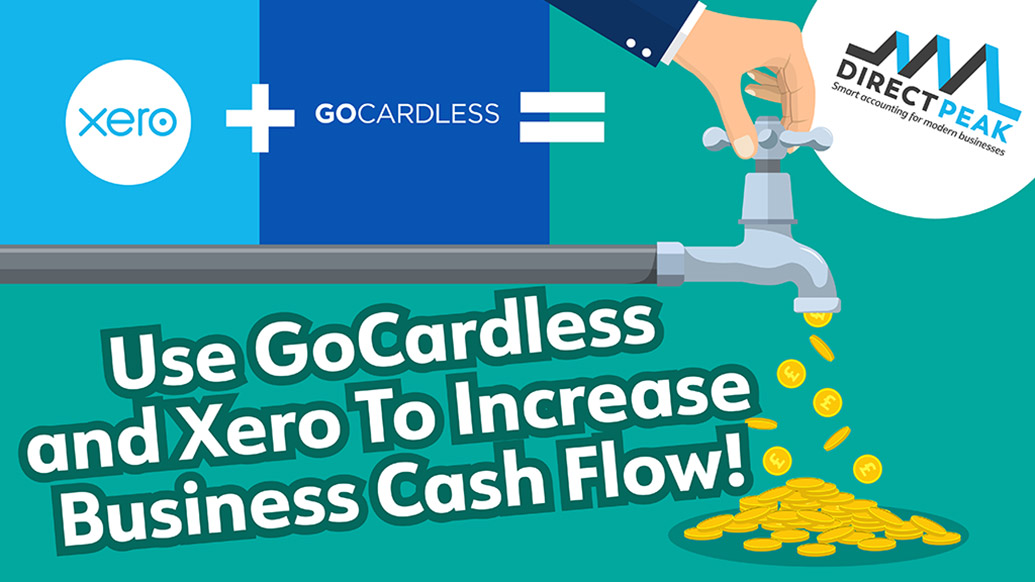 Use GoCardless and Xero To Increase Business Cash Flow