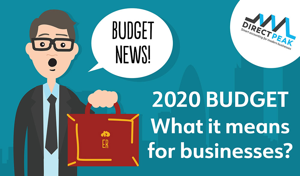 2020 Budget: What it means for businesses