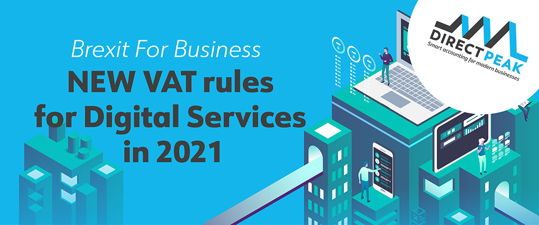 VAT on Selling Digital Services Post-Brexit