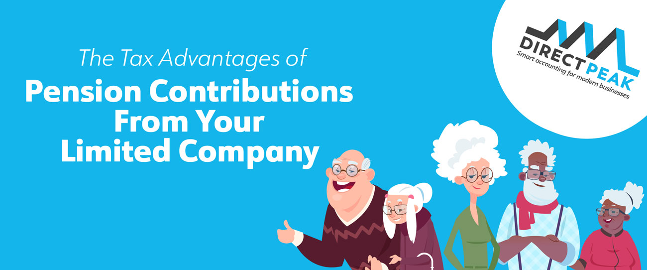 Tax Advantages of Pension Contributions From Your Limited Company